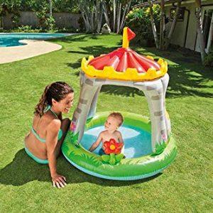 Intex Mushroom Baby Pool for Ages 1-3 40 x 35