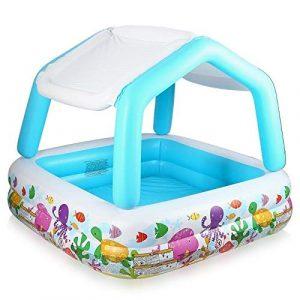 Intex inflatable sun shade pool 57470