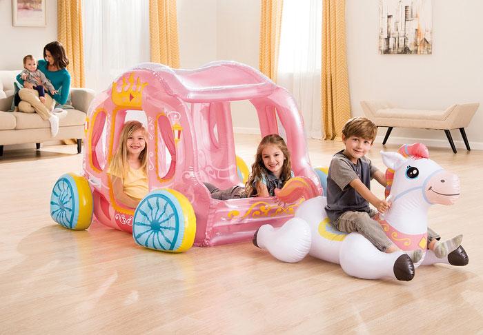 Intex House Cart