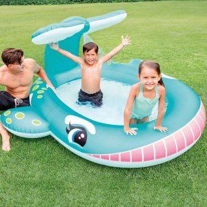 Intex Whale Spray Pool 57440