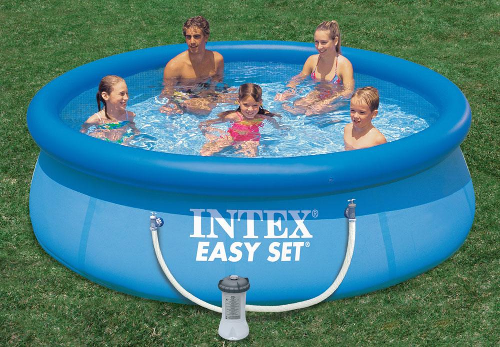 Easy Set Swimming Pools