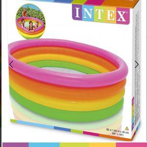 Intex Sunset Glow Pool, 66in X 18in